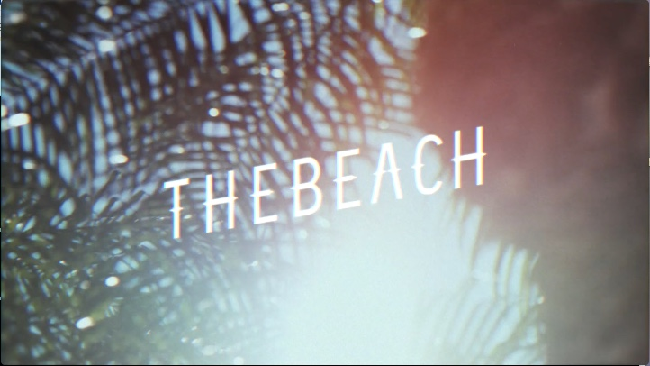 THE BEACH promotion movie
