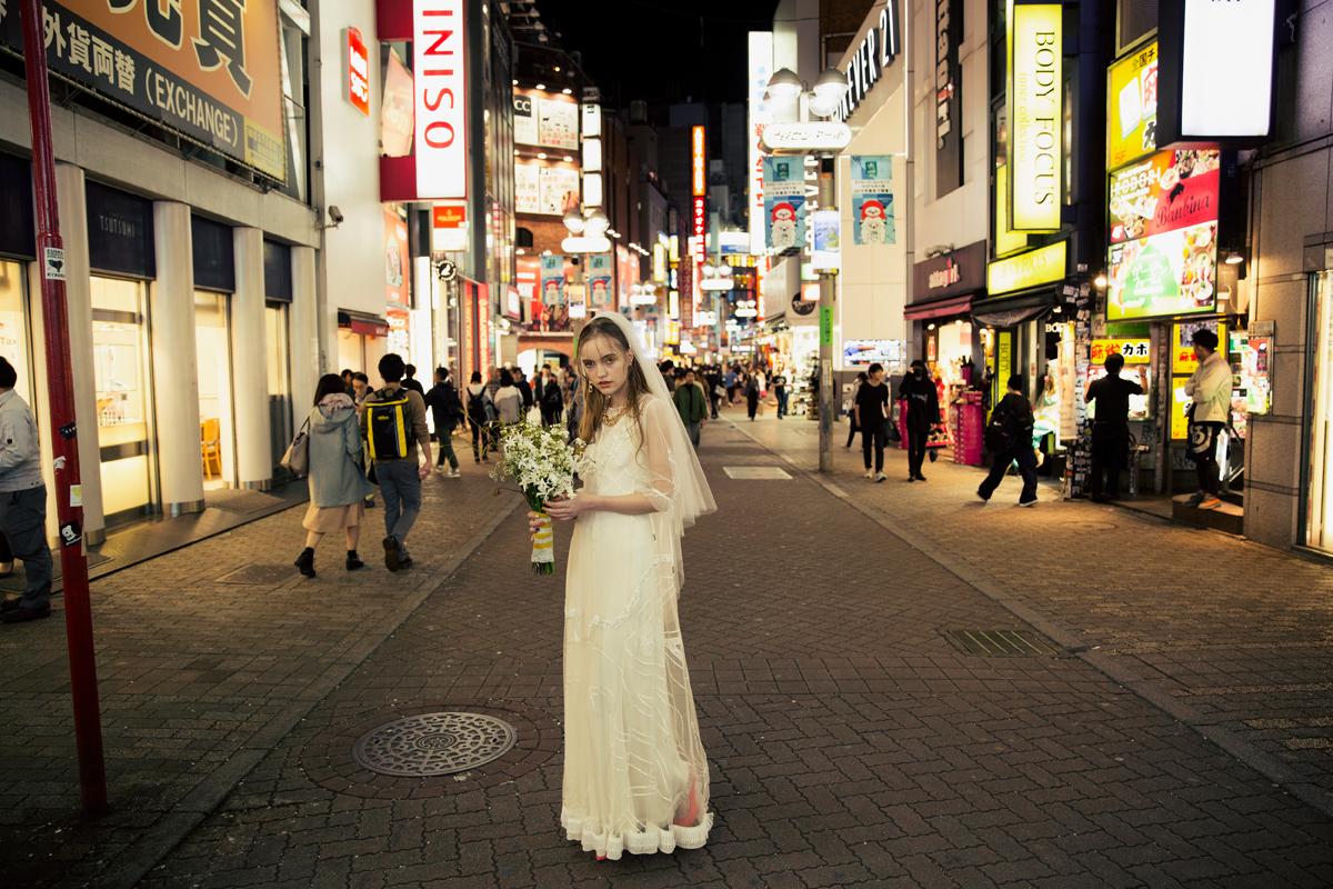 PHOTO WC 渋谷ゲリラ撮影 20181112 01