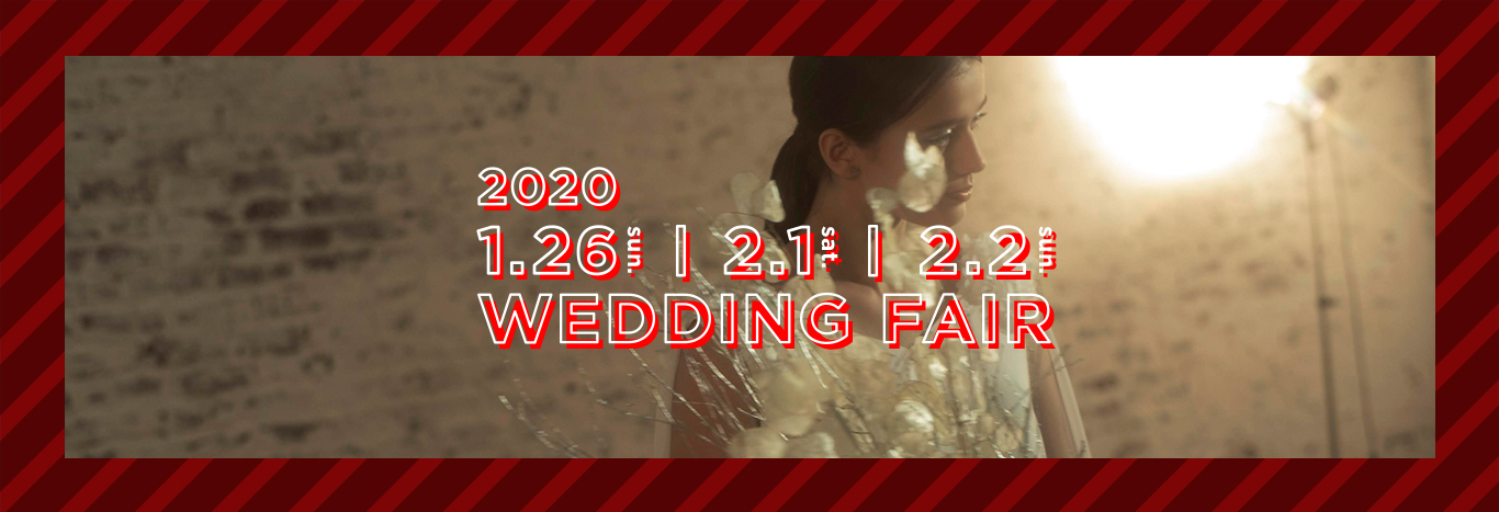 NEW YEAR WEDDING  FAIR